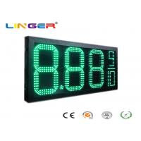 Buy cheap Factory Directly Sale Led Gas Price Sign in Green Color with 12inch Digits for from wholesalers