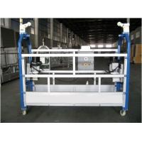 Wholesale 10M Safe ZLP630 Suspended Platform Cradle Swing Stage from china suppliers