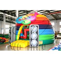 Wholesale 2015 cheap price inflatable air castle , inflatable bouncy castle on sale !!! from china suppliers