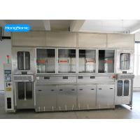 Wholesale Automatical Ultrasonic Parts Cleaner With Six Tanks For Automotive Parts from china suppliers