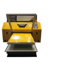 Wholesale t-shirt printer machine with 10 color C M Y K W W W W W W channels from china suppliers