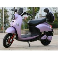 Wholesale Aluminium Rim 1000w Electric Moped Bike 45km/H For Beach / Farm from china suppliers