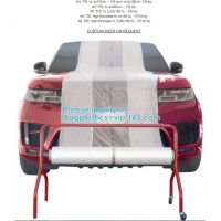 Wholesale Automotive Spray Protective Car Painting Masking Paper Film  - ELECTROSTATIC - HIGH QUALITY - AUTOMOTIVE CAR PAINT from china suppliers