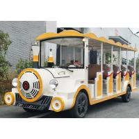 Wholesale Mini Electric Tourist Vehicles Electric Resort Cart 250kg Heavy Load from china suppliers