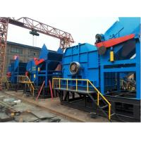 Buy cheap Single - Shaft Scrap Metal and Waste Plastic Crusher Machine With Low Power from wholesalers