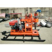 Wholesale Small Water Well Drilling Rig / XY-1A Portable Rock Drilling Machines from china suppliers