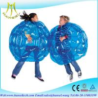 China Hansel high quality commercial zorb ball for kids on sale