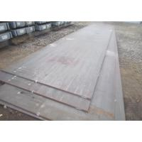 Wholesale Hot Rolled Low Carbon Steel Plate , Mild Steel Plate For Petroleum Chemical Industries from china suppliers