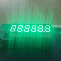"""Buy cheap Long Lifetime Digital Clock Display Pure Green 0.36"""" 6 Digit For Instrument from wholesalers"""