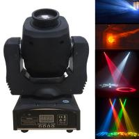 Buy cheap 60w Commercial LED Stage Spotlights , Multi Color Intelligent Stage Lighting from wholesalers