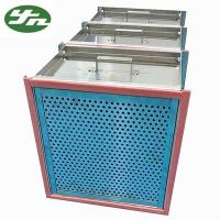 Wholesale Stainless Steel High Temperature HEPA Filter from china suppliers