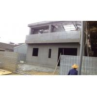 China Customized Size Light Steel Building For Homes In Concrete Wall on sale