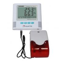 Wholesale Sound Light Alarm  High Accuracy Temperature Humidity Data Logger HUATO S500-EX from china suppliers