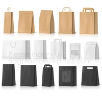 Wholesale Paper Carrier Bag, Gift Packaging Carrie Shopping Paper Bag Birthday Wedding Christmas And Festive Celebrations from china suppliers