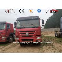 Wholesale Second Hand Sinotruk Howo Heavy Dump Truck Equipment For 30 Cubic Meter from china suppliers