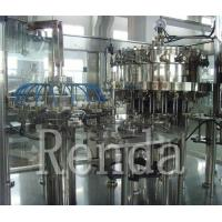 Wholesale Coca Cola Beverage Carbonated Drink Filling Machine For Juice / Beer Bottling from china suppliers