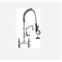 Wholesale 1.42GPM Wall Mount Ss304 Pre Rinse Unit from china suppliers