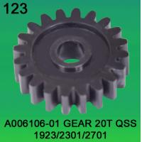 Wholesale A006106-01 GEAR TEETH-20 FOR NORITSU QSS1923,2301,2701 minilab from china suppliers