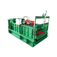 Wholesale 7.1G Max Vibration Strength Shale Shaker , Oilfield Drilling Fluid Equipment from china suppliers
