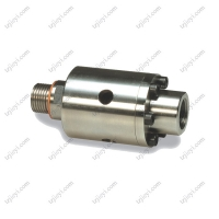 Wholesale G3/8'' SS304 high speed water rotary joint for high pressure car washing machine from china suppliers