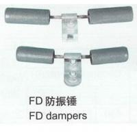 Wholesale Pole Line Hardware Aluminum Alloy Vibration Damper High Tensile Strength from china suppliers