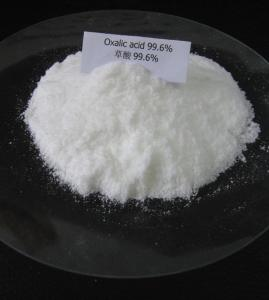 Buy cheap 99.6% 1.653g/Ml CAS 6153-56-6 H2C2O4 Oxalic Acid from wholesalers
