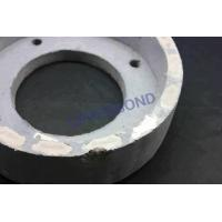 Buy cheap Grey Tobacco Machinery Spare Parts High Fracture Strength Clay Made Filter from wholesalers