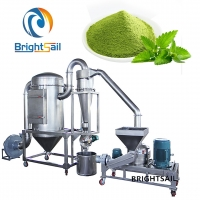 Wholesale 10-1000kg/hr industrial use herb powder grinding mill herb powder machine from china suppliers