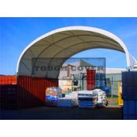 China Relocatable, Chinese 8m wide Container Tent for sale on sale
