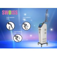 Wholesale Multi - Function CO2 Fractional Laser Machine Max Distance Scan Mode CE Approved from china suppliers