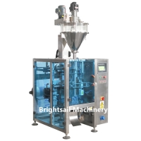 Wholesale Touch Screen 220V Auger Powder Filling Machine 10g 5kg Packing Weight from china suppliers