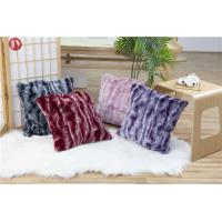 Wholesale Shaggy Fancy Nordic Faux Fur Wholesale Decorative Pillow Cover With Invisible Zipper from china suppliers