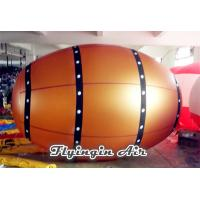 Buy cheap Customized Pvc Inflatable Helium Balloon Inflatable Fat for Show from wholesalers