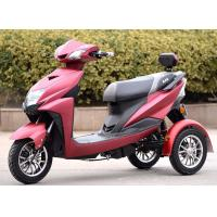Wholesale None Fall 3 Wheel Scooter Motorcycle 60v 800w Max Speed 50 - 60km / H from china suppliers