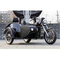 Wholesale Manual Clutch 400cc Electric Motorcycle With Sidecar Single Cylinder Engine from china suppliers