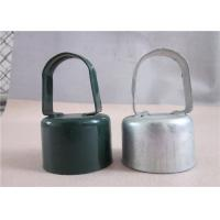 """Wholesale Metal Eye Top Line Post Caps 1-5/8""""×1-3/8"""" , Chain Link Fence Accessories from china suppliers"""