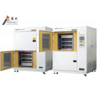 Wholesale Plastic Horizontal Thermal Shock Test Chamber Water Cooled Test Cabinet from china suppliers