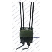 Buy cheap 200M VIP Protection Security Backpack High Power GPS WIFI Cell Phone Signal from wholesalers