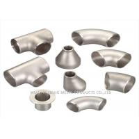 Wholesale 316L Stainless Steel Sanitary Fittings / 304 Stainless Steel Tee Forged from china suppliers