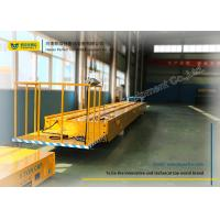 Wholesale Heavy Cargo Material Transfer Cart Four Wheel Transfer Wagon Customized Color from china suppliers