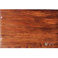 Buy cheap Dark Color Decorative Door Film For Furniture Wood Door With Opaque Surface from wholesalers