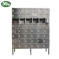 Buy cheap 304 Stainless Steel Clean Room Shoes Cabinet Change Shoes Ark 220V/50Hz For TCL from wholesalers
