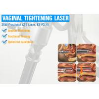 China Vaginal Tightening Fractional Co2 Laser Machine / Scar Removal Machine on sale