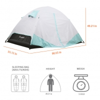 Wholesale Urban Picnic Outdoor Leisure Products Diagonal Bracing Outdoor Camping Tent from china suppliers