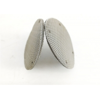 Wholesale Edge Package Aisi 304 316 201 Perforated Wire Mesh Filter Disc from china suppliers