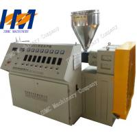 Wholesale Customized Color Plastic Extrusion Machine , PVC Garden Pipe Machine from china suppliers