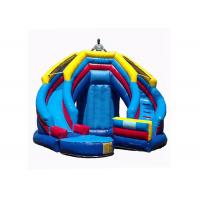 Wholesale Versatile Kids Inflatable Jumping Castle , Inflatable Toy Castle Combo Bounce House from china suppliers