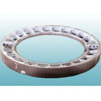 Wholesale Heavy Forged Steel CNC Machining Split Girth Gears Straight Bevel Ring Gears from china suppliers