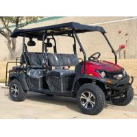 Wholesale 6.86 Gal Six Seater Golf Cart from china suppliers