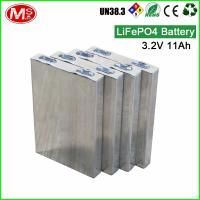 China Prismatic Cells LiFePO4 Solar Lithium Battery Pack 3.2 Volt 11Ah MS1690135 on sale